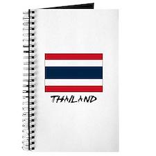 Thailand Flag Journal