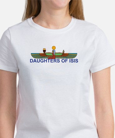 Daughters Of Isis Women's T-Shirt