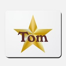 Personalized Tom Mousepad