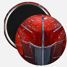 Red Grill Magnet