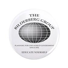 "Bilderberg Global 3.5"" Button"