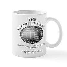 Bilderberg Global Mug