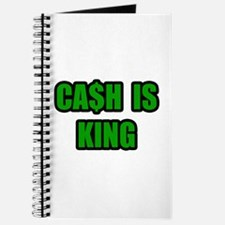 """Cash Is King"" Journal"