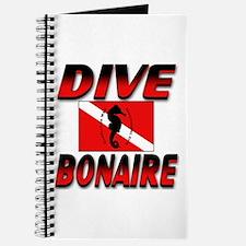 Dive Bonaire (red) Journal