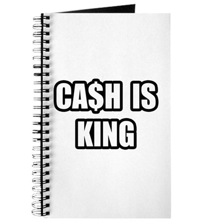 """""""Cash Is King"""" Journal"""