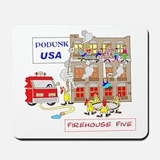 FIREHOUSE 5 Mousepad