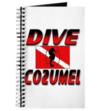 Dive Cozumel (red) Journal