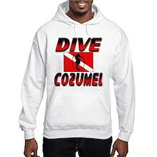 Dive Cozumel (red) Hoodie