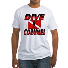 Dive Cozumel (red) Shirt