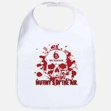 Mutiny's In The Air (Red) Bib