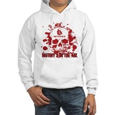 Mutiny's In The Air (Red) Hoodie
