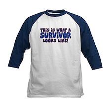 WHAT A SURVIVOR LOOKS LIKE Tee