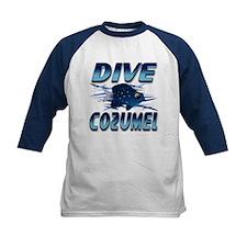 Dive Cozumel (blue) Tee