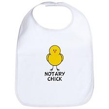 Notary Chick Bib