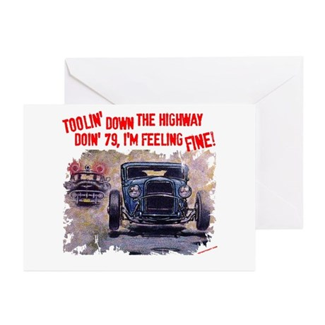 Toolin' Greeting Cards (Pk of 10)