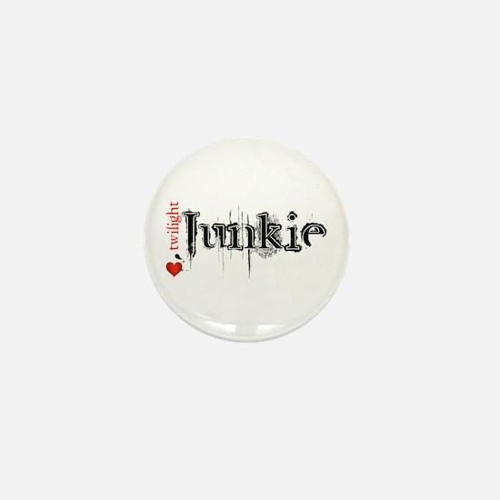 Twilight Junkie Mini Button