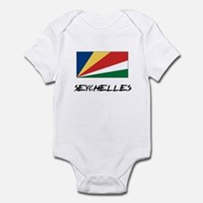 Sierra Leone Flag Infant Bodysuit