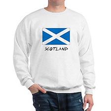 Scotland Flag Jumper