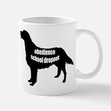 Flat Coat Obedience Mug