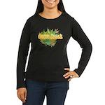 Jesus Freak Women's Long Sleeve Dark T-Shirt