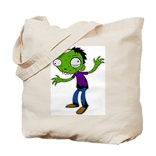 zombie kid Tote Bag