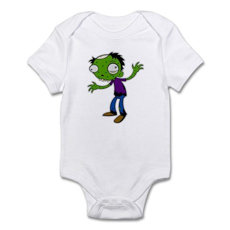 zombie kid Infant Bodysuit