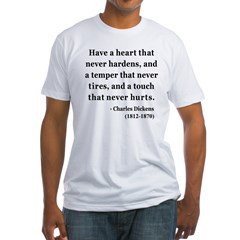 Charles Dickens 16 Shirt
