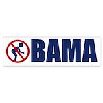 Obama Bows Bumper Sticker (50 pk)