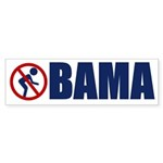 Obama Bows Bumper Sticker (10 pk)