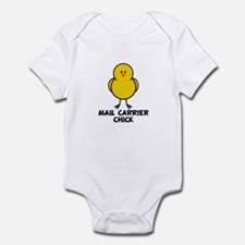 Mail Carrier Chick Infant Bodysuit