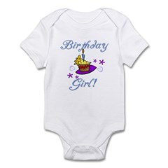 Birthday Girl Infant Creeper