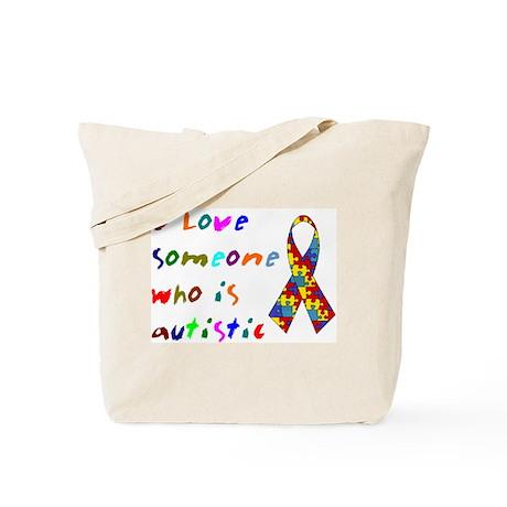 Koy's Logo + Autism Tote Bag