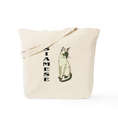 Siamese Cat Breed - Tote Bag
