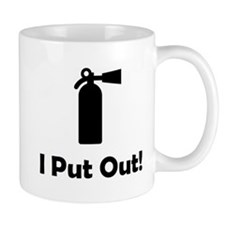 Fire Extinguisher Mug
