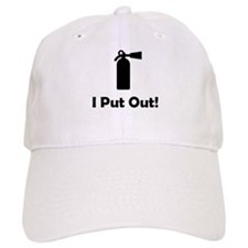 Fire Extinguisher Baseball Cap