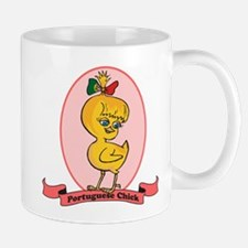 Portuguese Chick Mug