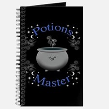 Potions Master Journal (blue/black)