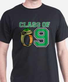 Class Of 09 (Green Ring) T-Shirt