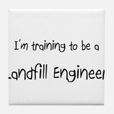 I'm training to be a Landfill Engineer Tile Coaste