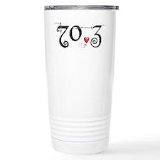 Unique Iron man triathlon Travel Mug