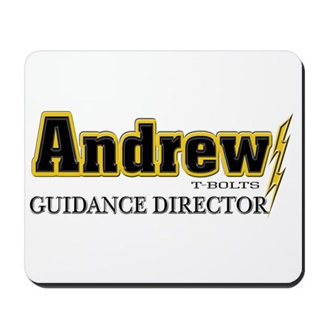 Guidance Director Mousepad