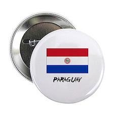 """Paraguay Flag 2.25"""" Button"""
