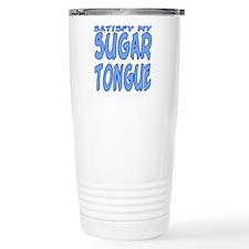 Sugar Tongue Ceramic Travel Mug