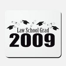 Law School Grad 2009 (Black Caps And Diplomas) Mou