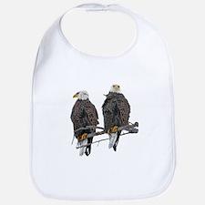 TWIN EAGLES Bib