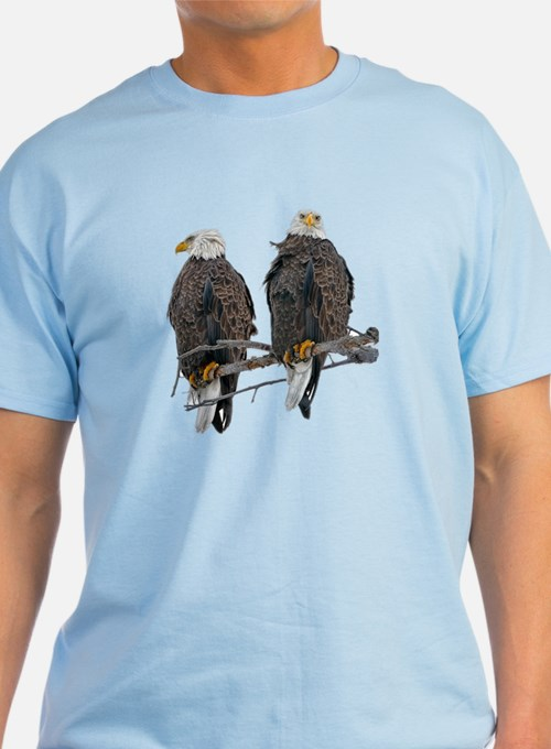 TWIN EAGLES T-Shirt