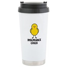 Insurance Chick Travel Mug