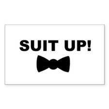 suitup Decal