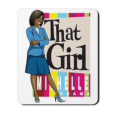 That Girl! Mousepad