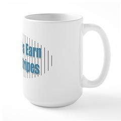 Earn Their Stripes Mug